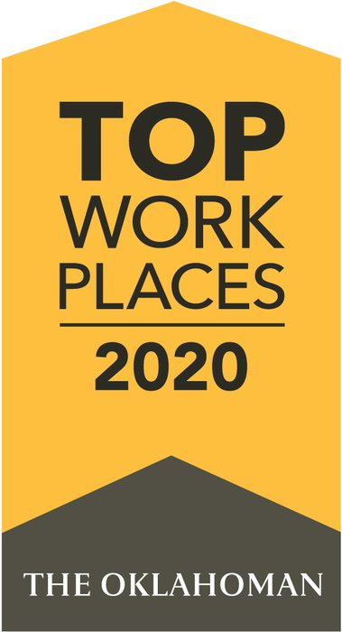 CMR Top Work Places in 2020
